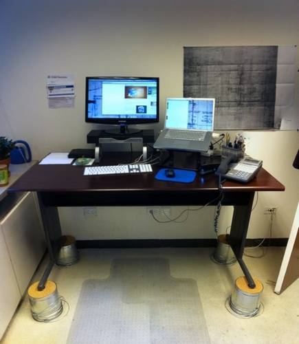 Upstanding Citizen 1 Danny Build Your Own Standing Desk On The